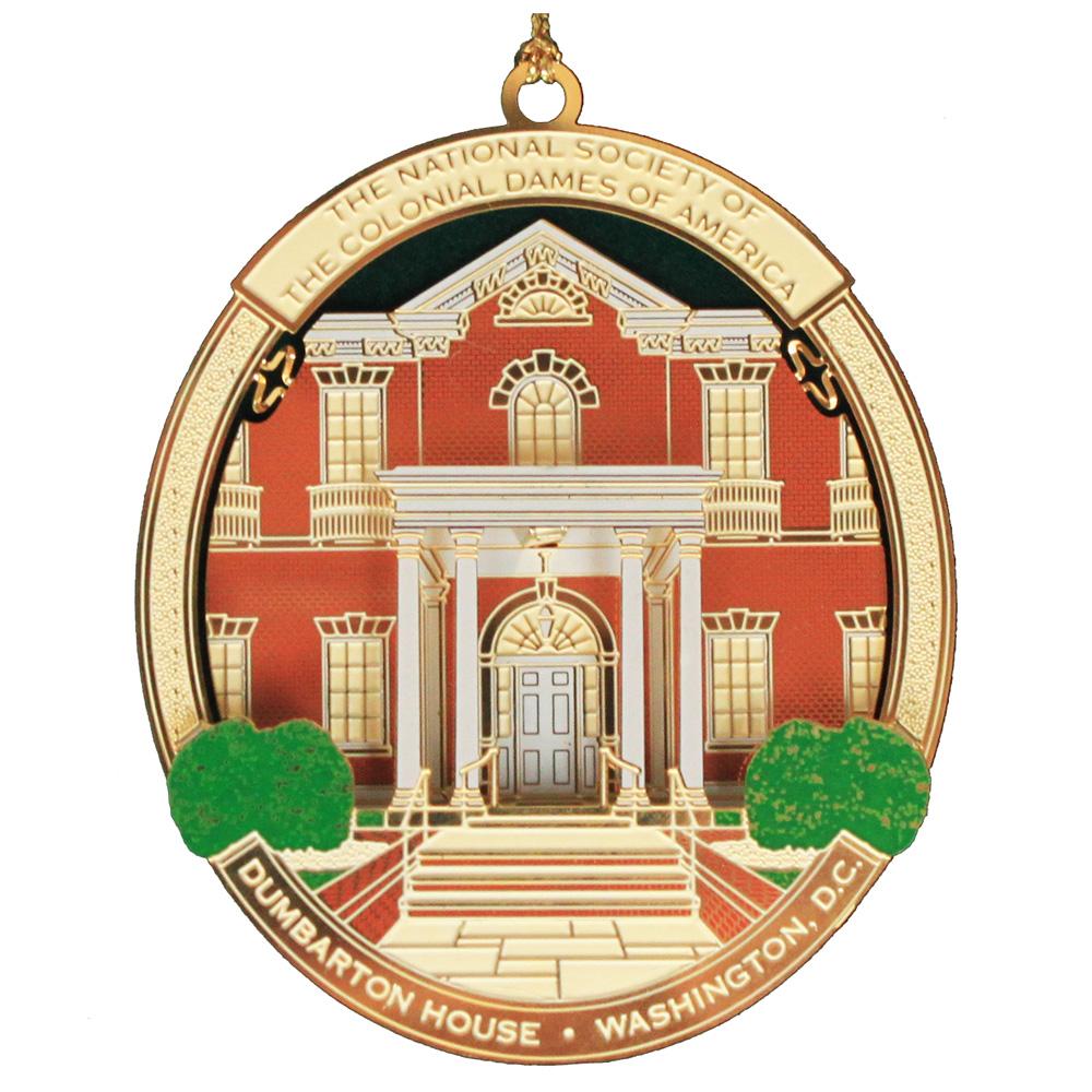 Dumbarton House Ornament