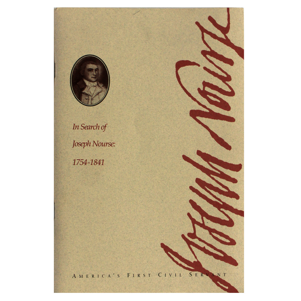 Joesph Nourse Exhibition Catalogue