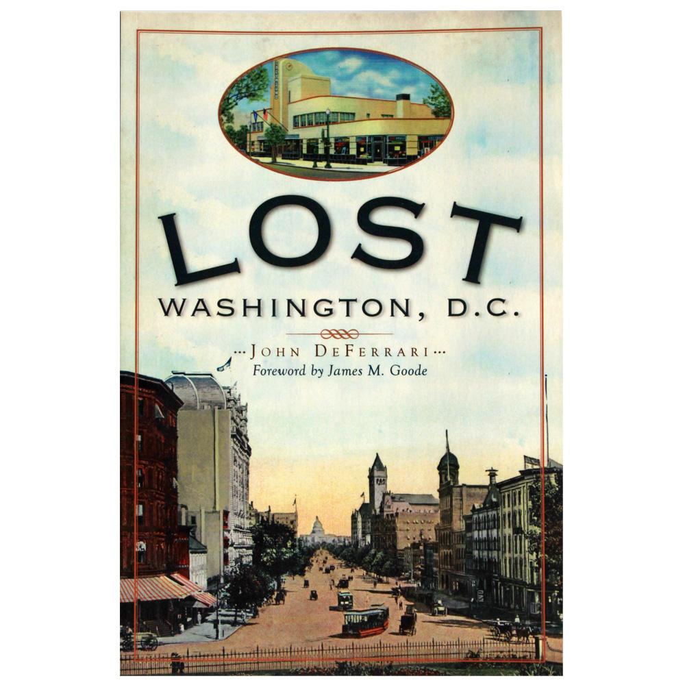 Lost Washington D.C.