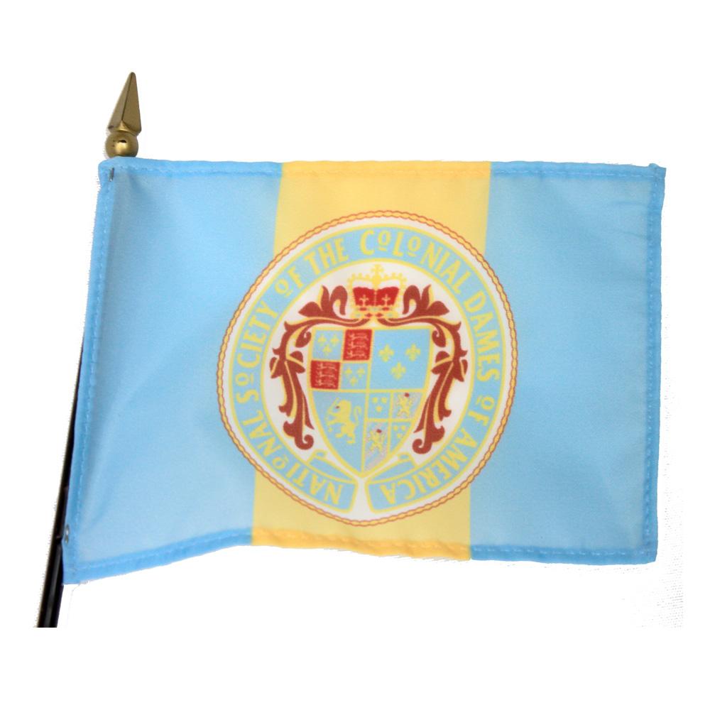 NSCDA Mini Flag