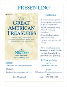 Visit Great American Treasures Flyer