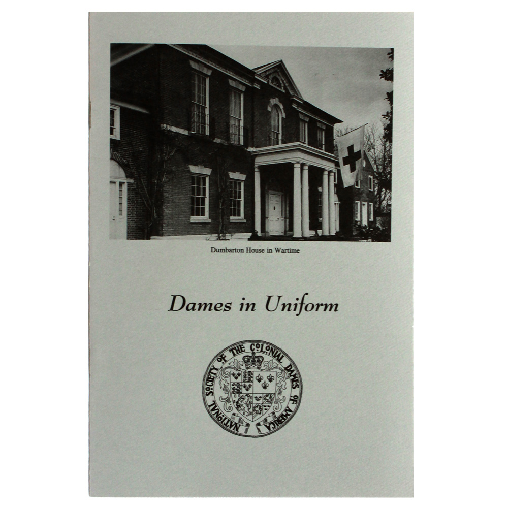 Dames in Uniform Exhibition Catalogue