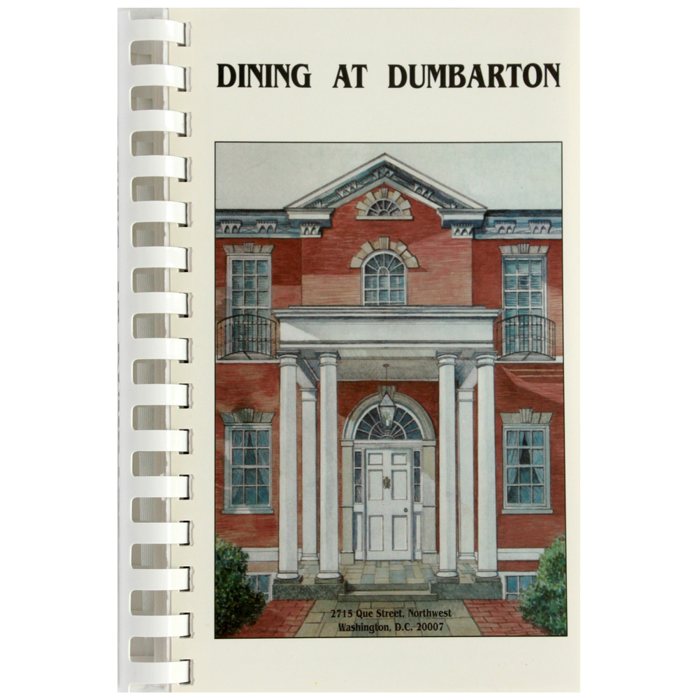 Dining at Dumbarton