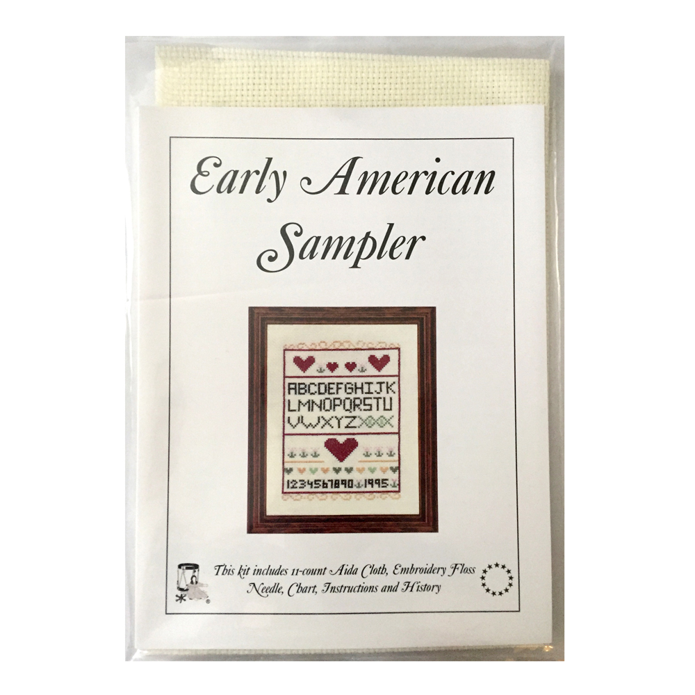 Early American Sampler Kit