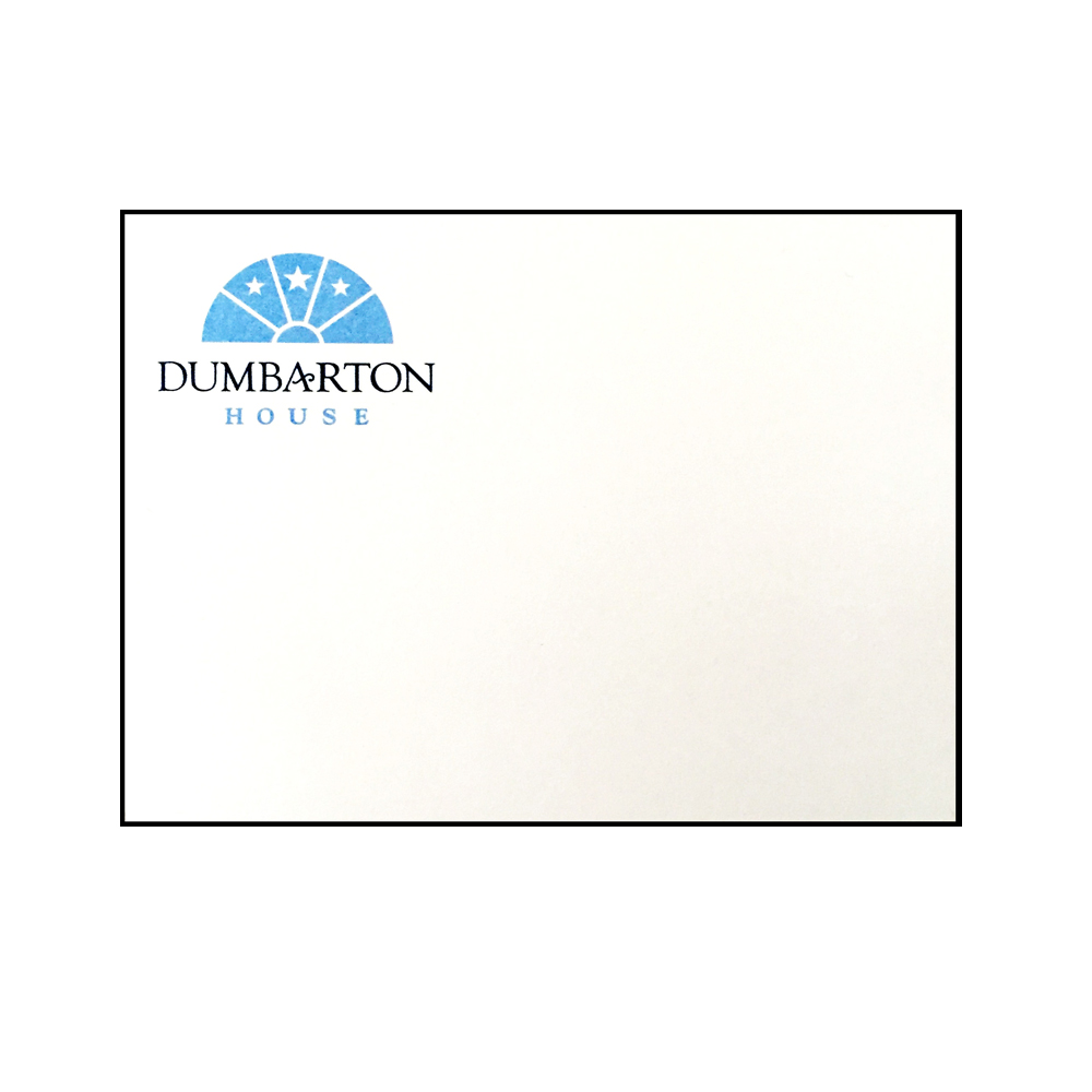 Dumbarton House Sticky Notes