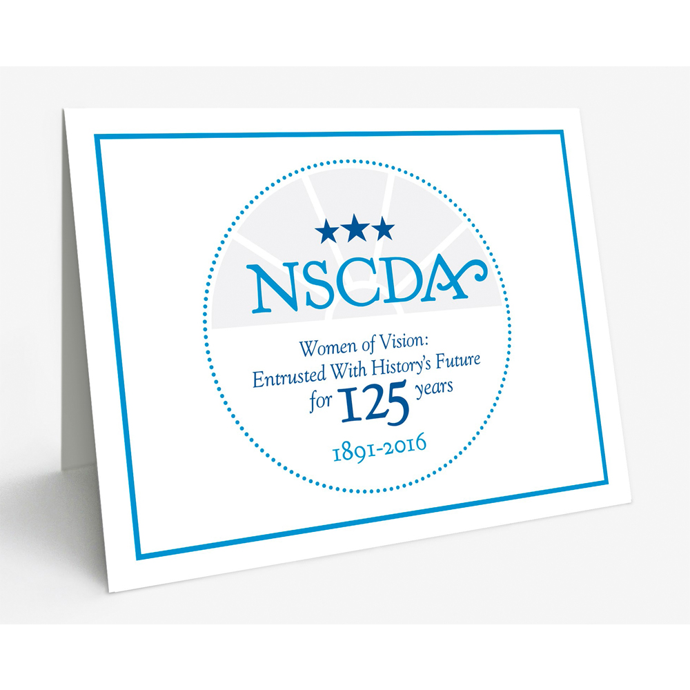 125th Anniversary Note Card