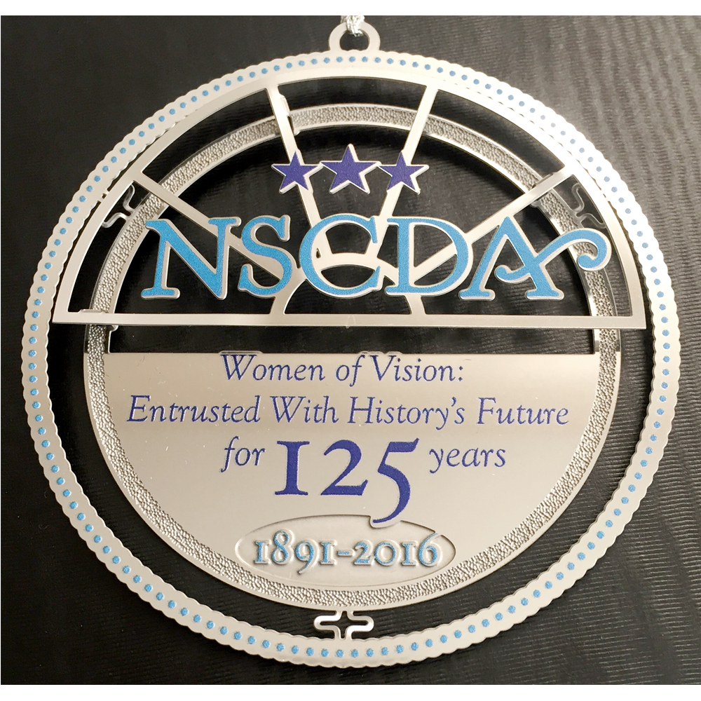 125th Anniversary Ornament